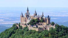 Burgen, Deutschland, Schlösser
