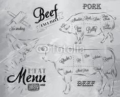 Want to save money on high quality meats? Try buying a meat share! Purchasing meat in bulk is a great way to stock your freezer for less. Prep Kitchen, Kitchen Time, Meat Steak, Chest Freezer, Hand Pictures, Food Charts, Vinyl Wall Stickers, Homemaking, How To Draw Hands