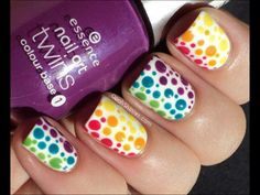 Colorfull nails