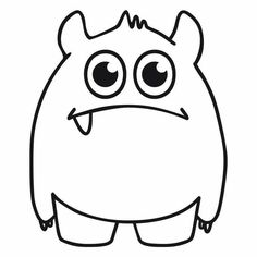 Doodle Monster, Monster Drawing, Monster Birthday Parties, Monster Party, Cute Monsters, Little Monsters, Cartoon Monsters, Sac Halloween, Halloween Halloween