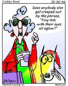 The Crabby Cartoon Christmas Thread