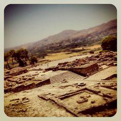 Minoan Palace of Phaistos, Crete