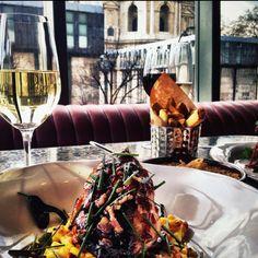 Barbecoa - Jamie olivers restaurant in London. Wish i was back there right now... mmmmmmmmmm