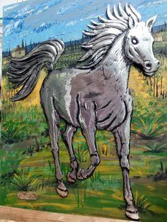 cavalo Latonagem