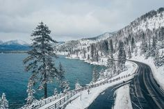 Tahoe east coast Great Pictures, East Coast, Mountains, Nature, Travel, Outdoor, Outdoors, Naturaleza, Viajes