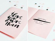 A Pair & A Spare | DIY Printable Valentine's Cards