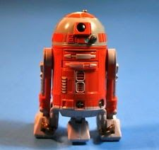 STAR WARS CLONE WARS R7-F5 DROID EE EXCLUSIVE LOOSE COMPLETE