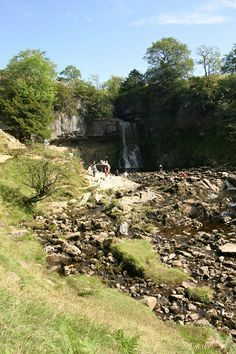 Ingleton Falls, Waterfall Trail - Attractions - ingleton - Welcome To Yorkshire