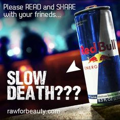 Red Bull Is Way More Deadly Than You Might Think . . .