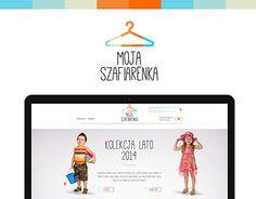 Website for Poland online shop of kids goods.