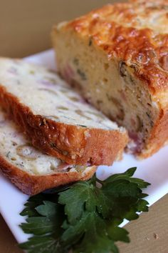 Bonjour Darling - Blog Illustration, Cuisine et DIY Bordeaux: Cake Jambon et Olives de Maman