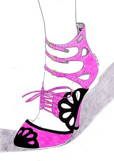 ♥ www.SocietyOfWomenWhoLoveShoes.org Instagram @SocietyOfWomenWhoLoveShoes Twitter @ThePowerofShoes