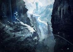 snow ruins fantasy - Google 検索