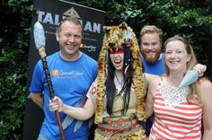 The Shaman, from the Talisman board game, comes alive with SpecialEffect and Nomad Games How To Raise Money, Board Games, Charity, Competition, Character, Beauty, Style, Swag, Tabletop Games