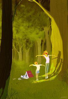 Pascal Campion   #illustrator #illustration #art #color #paint #ilustração #arte #sketch #sketchbook #rough #wip #cartoon #draw #drawing #desenho #artist #ilustrador #character #bw #line #detail #inspiration