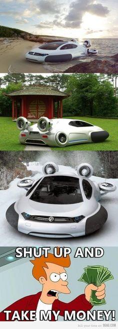 Volkswagen Aqua, WANT yo quiero cualquiera de estos :D