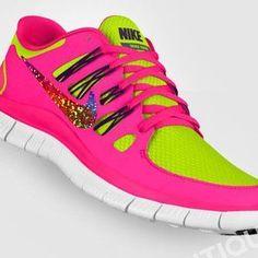 #Cheap #Nike #Free 5.0+ 2014, cheap nikes, wholesale nike shoes, pink nike…