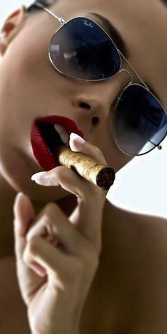 12d8ab3fde8 53 Best Ladies smoking cigars images