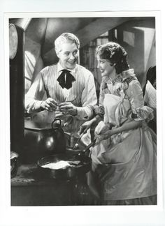 Jeanette MacDonald and Nelson Eddy in Maytime - ESCANO COLLECTION