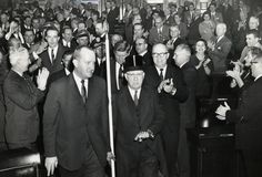 """Address of President-Elect John F. Kennedy Delivered to a Joint Convention of the General Court of the Commonwealth of Massachusetts, The State House, Boston, January 9, 1961. """"When at some future date the high court of history sits in judgment on each of us—recording whether in our brief span of service we fulfilled our responsibilities to the state—our success or failure, in whatever office we hold, will be measured by the answers to four questions..."""""""