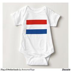 Flag of Netherlands Tee Shirts