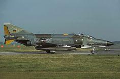 37+45 F-4F WGAF, JG-74, Neuburg AB, RAF Coningsby 4-10-1985 | by Stuart Freer - Touchdown Aviation