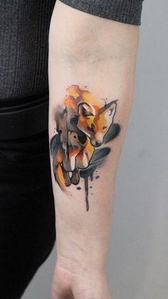 Tattoo by Róbert Bunda at Fatum Tattoo