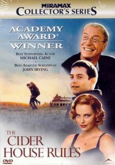 The Cider House Rules (1999) Heart-warming movie about being lost and finding yourself, and discovering what real love is.