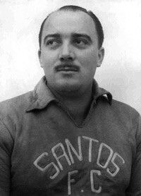 Santos of Brazil manager from 1954-66 Lula.