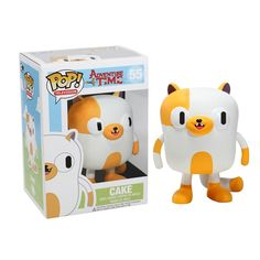 Adventure Time Pop! Vinyl Figure Cake - Funko Pop! Vinyl