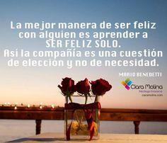 EL VERDADERO AMOR EMPIEZA POR UNO MISMO... (((Sesiones y Cursos Online www.ciaramolina.com #psicologia #emociones #salud)))