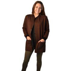 Elliot Lauren Elizabeth Brown Coat