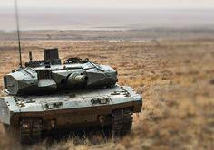 новый танк Altay