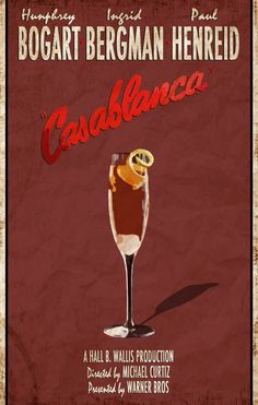 Casablanca - The theme song from this movie was my wedding song...hehe