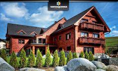 O penzióne - Winter & Summer resort Mountain Resort, Homeland, Mansions, House Styles, Winter, Summer, Decor, Winter Time, Summer Time