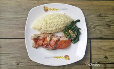 Nasi Bebek By goldenlamian  Location at aeon mall bsd city Indonesia