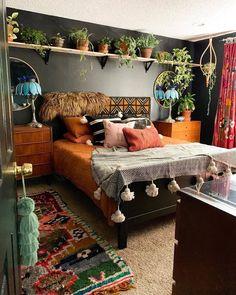 Room Ideas Bedroom, Home Bedroom, Kids Bedroom, Master Bedroom, Aesthetic Bedroom, Quirky Bedroom, Modern Bedroom, My New Room, House Rooms