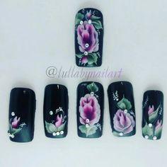 @lullabynailart Ribbon, Nail Art, Nail Jewels, Jewels, Tape, Treadmills, Band, Nail Arts, Nail Art Designs