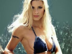 Beautiful Artists Photos : Hollywood Actress Michelle Hunziker Photo Album