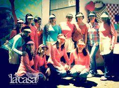 Preparando el picnic (Dia de la Familia 2013)  Fecha: 8 de septiembre de 2013 Lugar: Colegio Gimnasio los Alcázares - Calle 63 sur No. 41-05 (Sabaneta, Antioquia)  www.LaCasa.edu.co