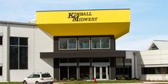 Kimball Midwest's expanded corporate headquarters in Columbus, OH.