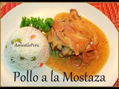 POLLO A LA MOSTAZA_Amiestilo