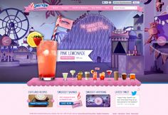 The new Sweet'N Low website by the team at Ammirati. www.sweetnlow.com