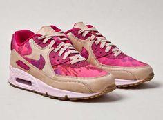 Shoelove: Liberty x Nike Air Max 90 Floral Print