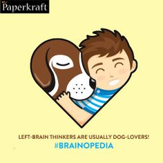 Do you love dogs?! #brainopedia #funfacts