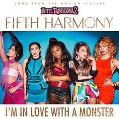 Fifth Harmony Releases 'Hotel Transylvania 2' Song I'm In Love With A Monster #fifthharmony