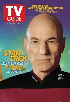 Cover 8 of Star Trek Anniversary Watch Star Trek, Star Trek Tv, Star Trek Ships, Star Trek Voyager, History Of Television, United Federation Of Planets, Star Trek Images, Star Trek Characters, Movie Magazine