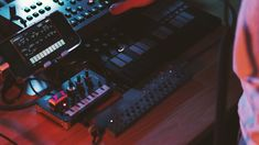 Synths at peace: OP-Z, NTS-1, Gadget 2 on Iphone 12 Pro and the Octatrac... Instrumental, Best Self, Anxious, Gadgets, Channel, Feels, Peace, Iphone, Instrumental Music