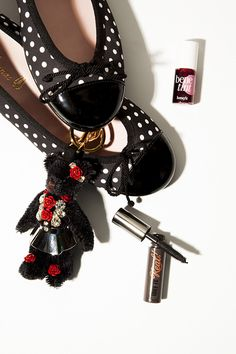 Los mejores regalos de San Valentín 2013: Pretty Ballerinas Prada, Pretty Ballerinas, Me Too Shoes, 2013, Nice Things, Bags, Jewelry, Fashion, Polka Dots