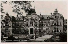 Oude ziekenhuis Bethesda in Hoogeveen
